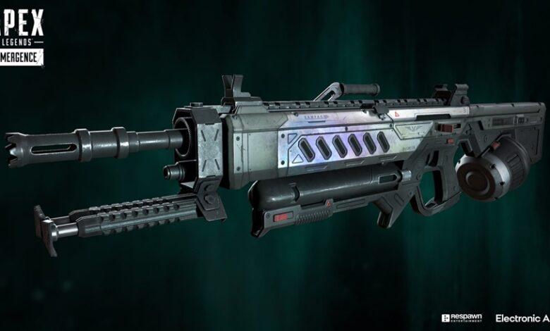 Apex Legends Temporada 10 - Meta de armas - Mejoras y nerfs