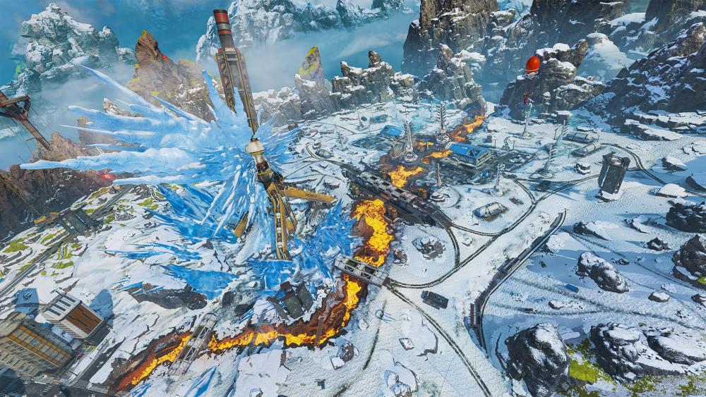 Rotación de mapas de la temporada 10 de Apex Legends