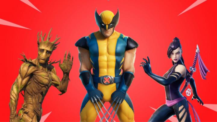Hier sind alle 29 Marvel-Skins aus Fortnite – habt ihr sie alle?