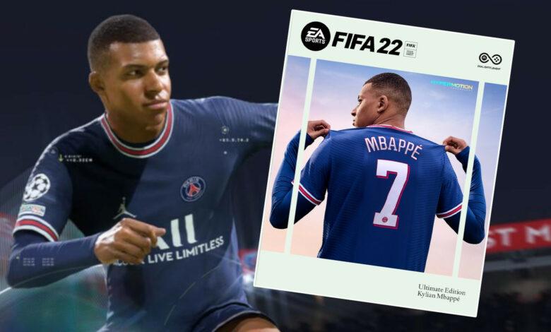 Así se diferencia FIFA 22 para Nintendo Switch de las versiones NextGen