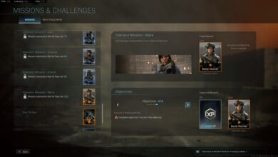 Call Of Duty (COD) Modern Warfare - Cómo desbloquear Dune Hunter para Mara