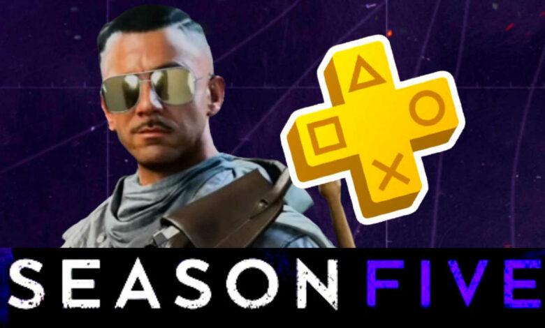 CoD Warzone & Cold War: obtén tu DLC gratuito para la temporada 5 con PS Plus ahora