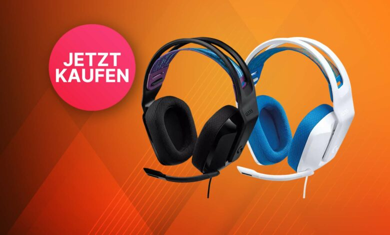 Compre ahora en Saturn: audífonos ligeros para juegos Logitech G335 para PC