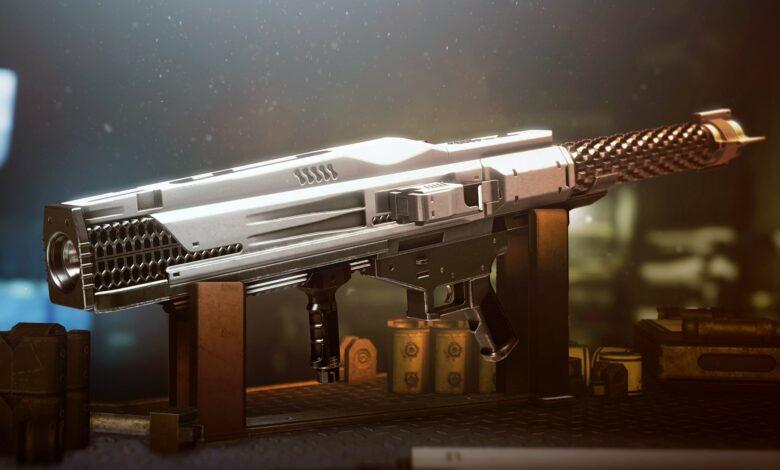 Destiny 2 muestra nuevas armas rituales y más armas que cazarás en la temporada 15