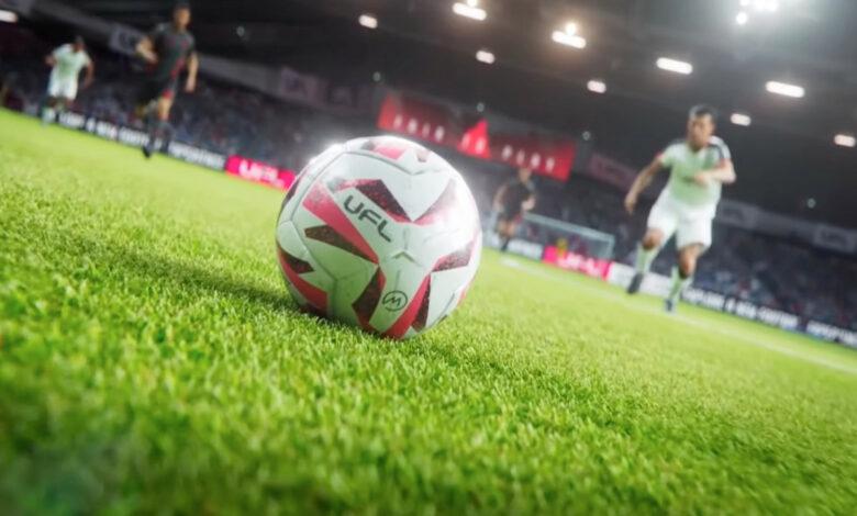 El nuevo competidor de FIFA 22 confía en el juego limpio y las licencias, renuncia a Pay2Win