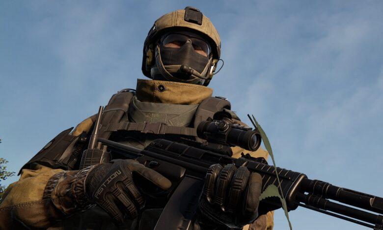 El nuevo juego de disparos multijugador en Steam te convierte en un mercenario despiadado del fin del tiempo