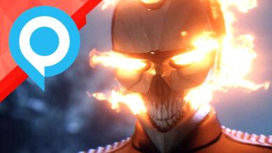 El tráiler del nuevo juego de Marvel muestra héroes famosos, y luego viene la madre de los demonios.