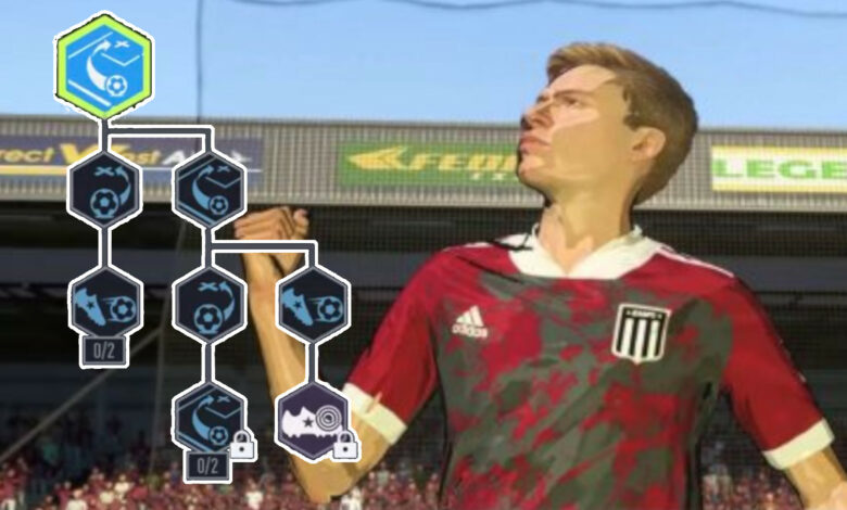 En FIFA 22, la lenta carrera del jugador finalmente volverá a ser emocionante para mí