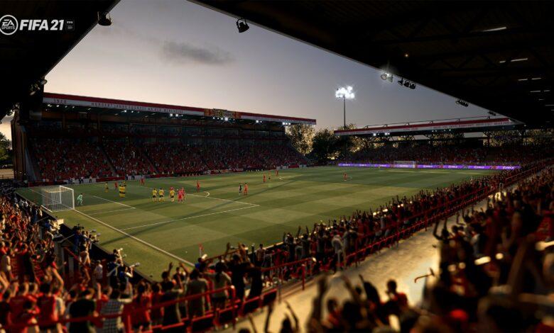 Estadios de FIFA 22: Leak habla de 9 nuevas sedes, así son