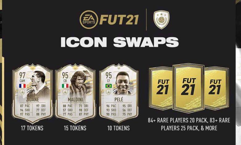 FIFA 21: Icon Swaps 4 - Fichas y logros