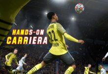FIFA 22: Averigüemos todas las novedades del modo Carrera