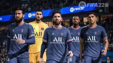 FIFA 22: EA Sports celebra el paso de Lionel Messi al PSG