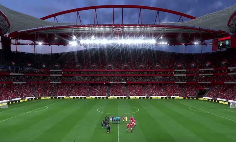 FIFA 22: Estadio da Luz - Un nuevo estadio para la Liga NOS
