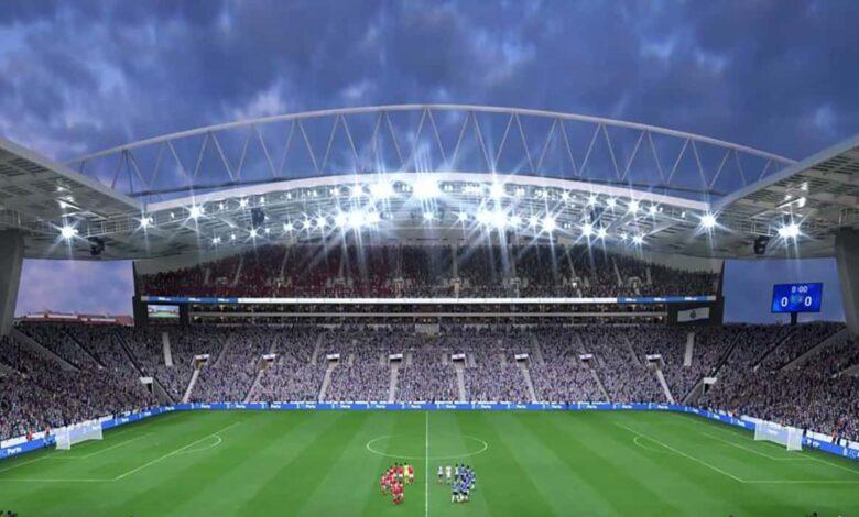 FIFA 22: Estadio do Dragao - Un nuevo estadio para la Liga NOS
