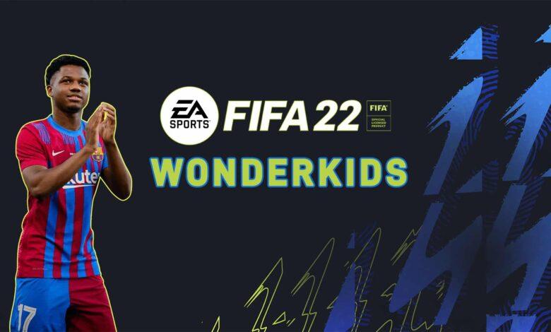 FIFA 22: Las probables jóvenes promesas del modo carrera