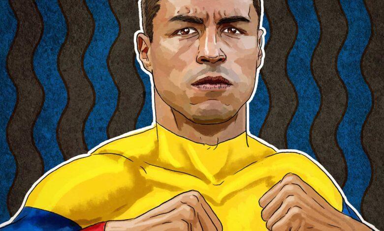 FIFA 22: anunciada la tarjeta de héroe de Iván Ramiro Córdoba