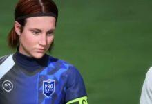 FIFA 22: el fútbol femenino aterriza en el modo Pro Club