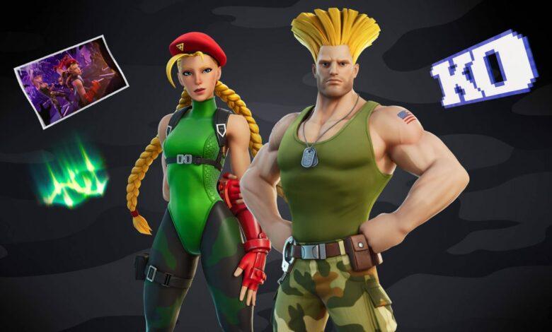 Fortnite trae 2 nuevas máscaras de arcade que solo los viejos conocen