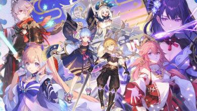 Genshin Impact: Patch 2.1 trae 3 nuevos personajes y 2 nuevas islas