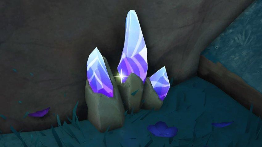Médula de cristal de impacto Genshin
