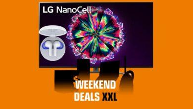 LG Nanocell TV barato con auriculares y más en Saturn.de