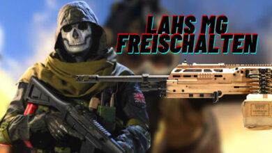 La actualización en CoD Warzone trae el nuevo LAHS MG: así es como lo obtienes, puede