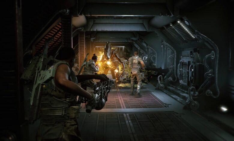 La descarga de Aliens Fireteam Elite está bloqueada en Steam - Descargando a baja velocidad - ¿Es un error?