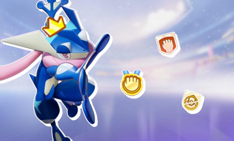 Las 17 medallas de Pokémon Unite: cómo obtenerlas y qué significan