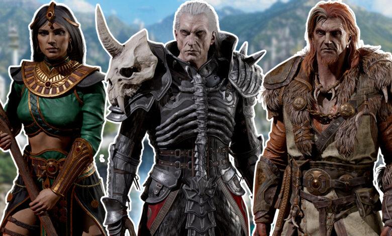 Las 7 clases de Diablo 2: Resurrected en el ranking: de impopular a popular