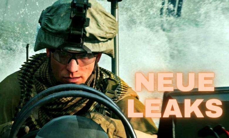 Leaker muestra su tesoro de Battlefield 2042: zona de peligro, armas, información de la temporada