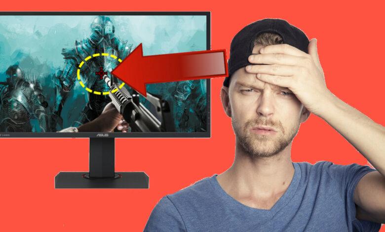 Los monitores para juegos te ofrecen una característica controvertida: los jugadores piensan que eso es hacer trampa