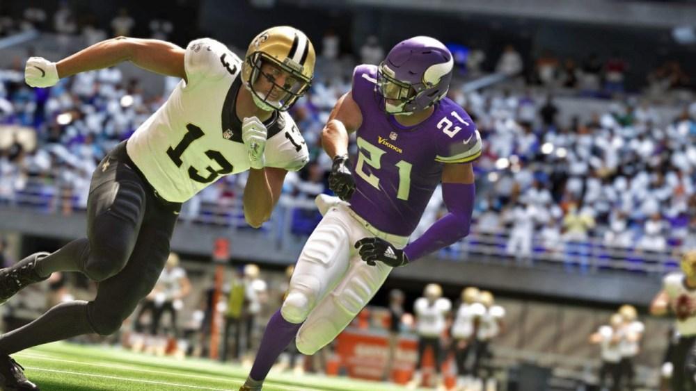 Madden NFL 22 - Michael Thomas y Jerick McKinnon