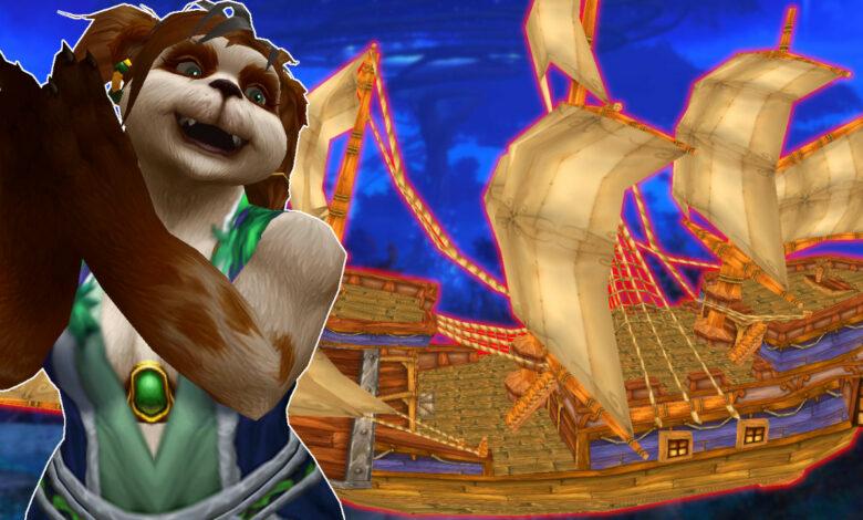 Nivel de jugador de Crazy WoW 237 días, se convierte en nivel 60 en el barco inicial