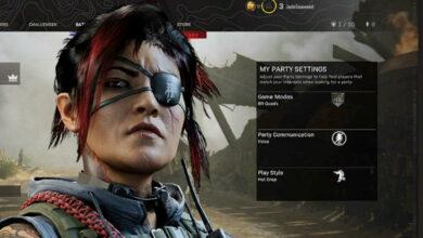 Nueva actualización en CoD Warzone comienza la beta de emparejamiento para su propio equipo