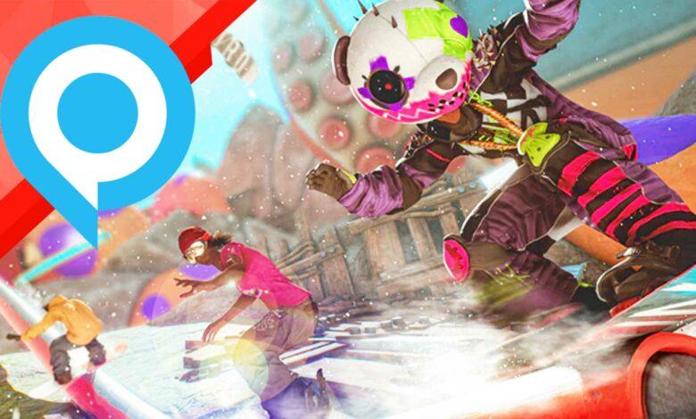 Nuevo MMO de deportes extremos Riders Republic te invita a la beta abierta