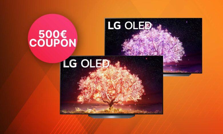 Oferta Saturn: televisores LG 4K al mejor precio, hasta 500 euros como cupón
