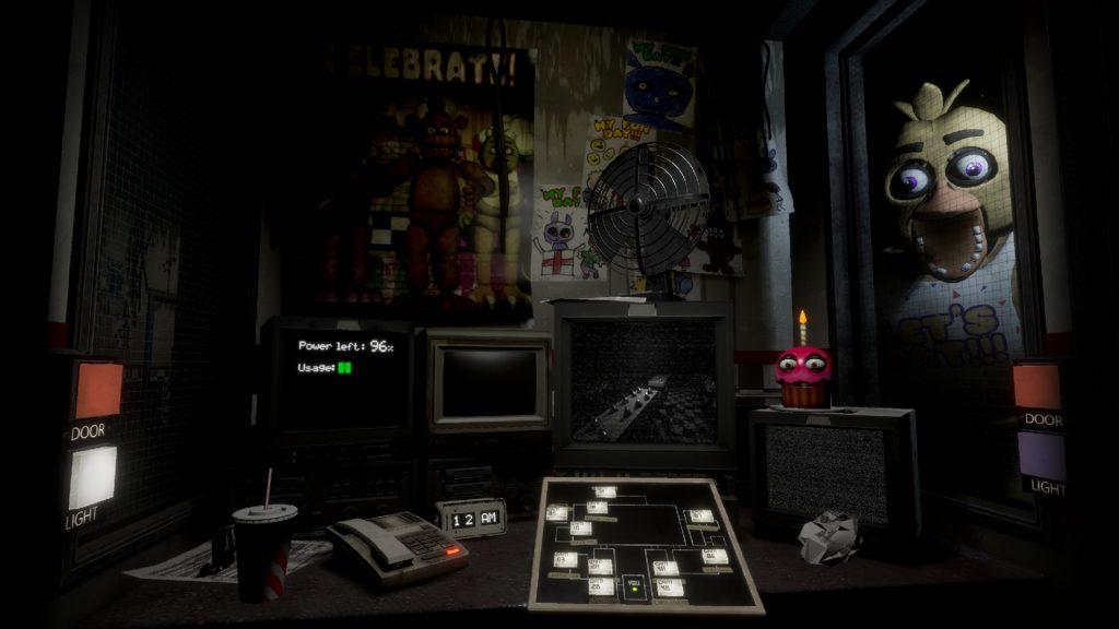 Five Nights se busca ayuda de Freddy