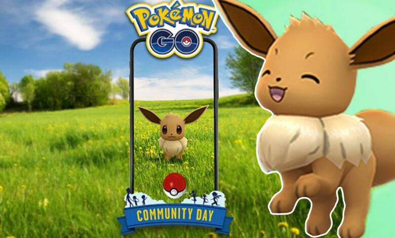 Pokémon GO: Cómo aprovechar al máximo el Día de la comunidad con Eevee