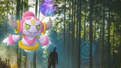 Pokémon GO: Season of the Joke trae Hoopa y nuevas transformaciones de Ditto