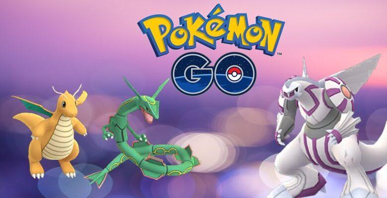Pokémon GO: Das sind die besten Konter gegen Palkia 2021