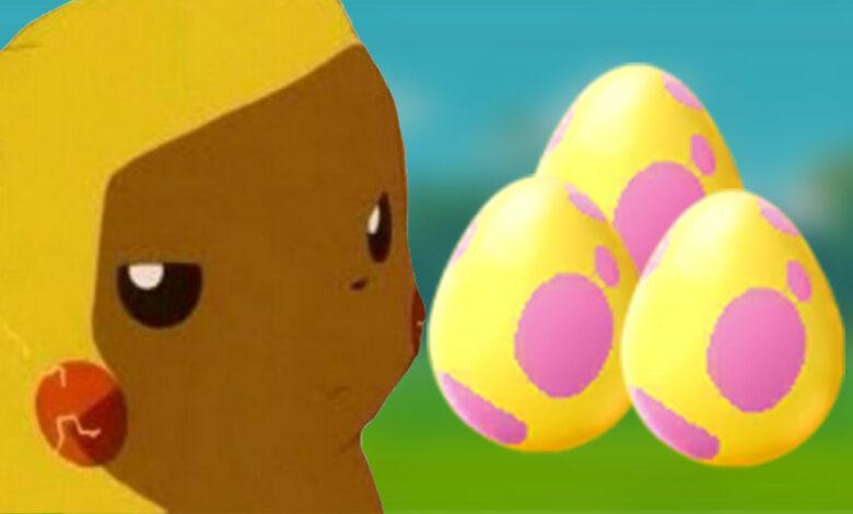 Pokémon GO: la comunidad desafía a otros monstruos en huevos de 7 km; te mostraremos algunos