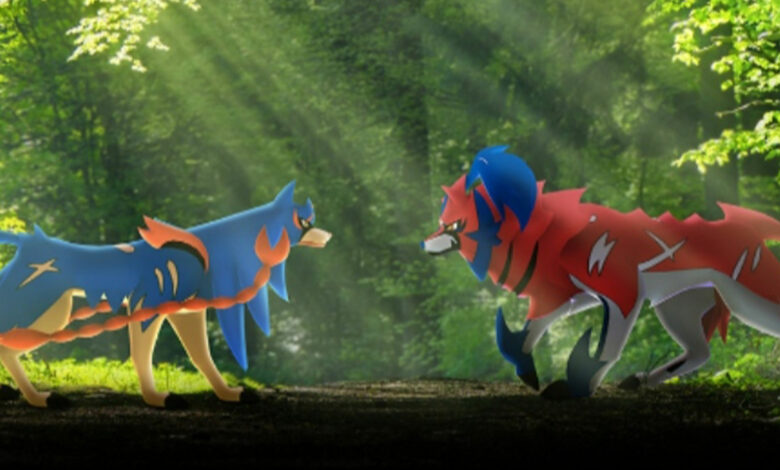 Pokémon GO trae nuevos monstruos legendarios: Zacian y Zamazenta se vuelven tan fuertes