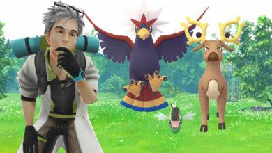 Pokémon muestra 4 monstruos nuevos y lindos y los quiero en Pokémon GO de inmediato