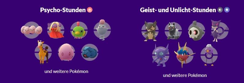 Evento de humo de Pokémon GO Hoopa