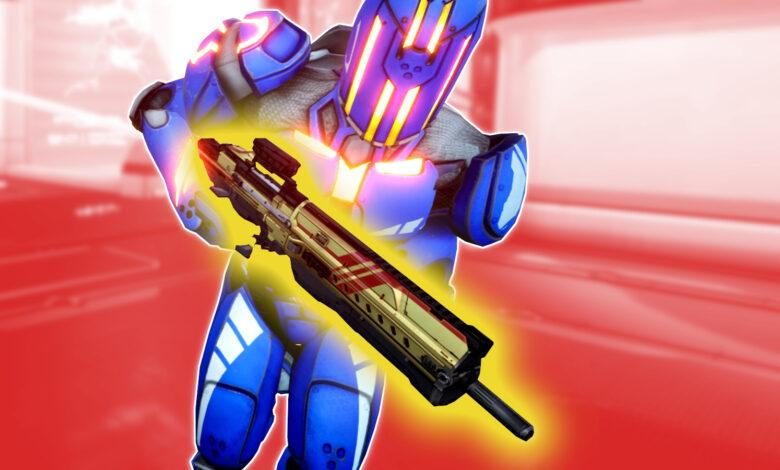 Splitgate muestra los valores de las mejores armas en el hit shooter en Steam, PS5 y Xbox