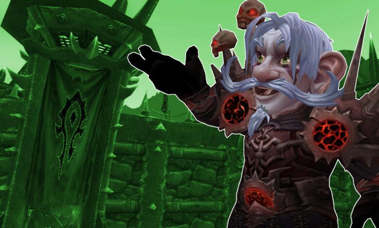 WoW: Sorcerer se vuelve casi inmortal, llega a lugares donde nadie ha estado antes