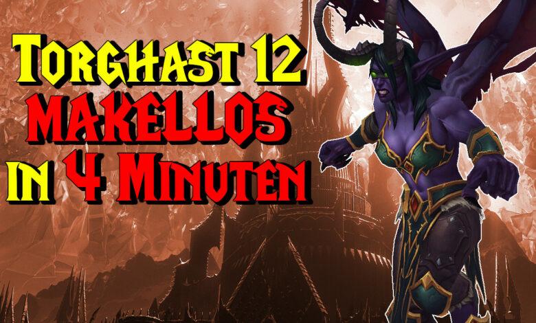 """WoW: Torghast en el nivel 12: el jugador se las arregla """"impecable"""" en menos de 4 minutos"""