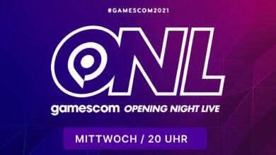 gamescom 2021: ¿Qué te pareció el Opening Night Live?