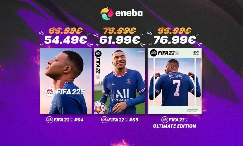 ¿Cómo puedo comprar FIFA 22 en PlayStation y ahorrar dinero?