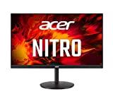 Monitor para juegos Acer Nitro XV252QF 24,5 pulgadas (pantalla de 62 cm) Full HD, 390Hz OC DP, 360Hz DP, 240Hz HDMI, 1ms (G2G), 2xHDMI 2.0, DP 1.4, altura ajustable, giratoria, HDMI / DP FreeSync Premium